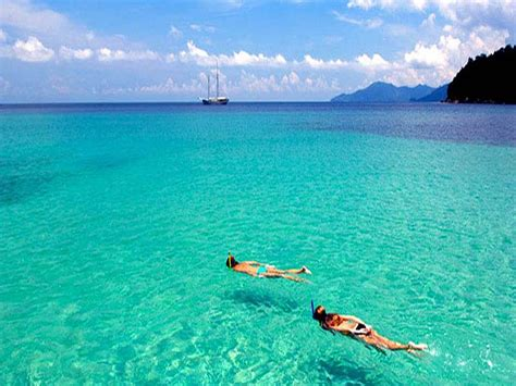 malaysia  package borneo diving mengalum island