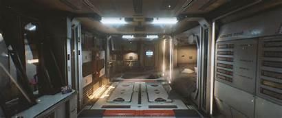 Sci Fi Background Scifi Environment Futuristic Science