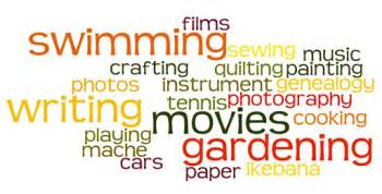 the best hobbies and interests for your cv media talent