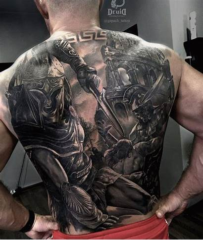 Tattoos Cool Tattoo Designs Guys Upper Piece
