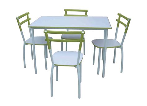 table de cuisine 8 places table de cuisine et 4 chaises laga ensemble table et