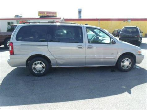 Purchase Used 2001 Chevrolet Venture Warner Bros Edition