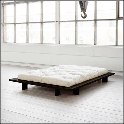 futonbett ohne kopfteil futonbett fayora ohne kopfteil