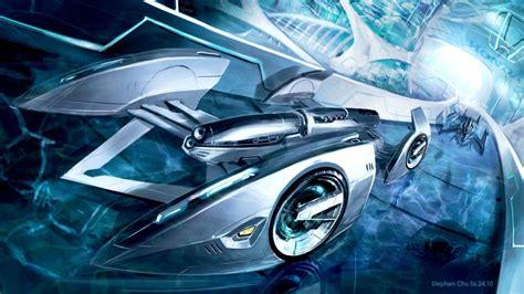 Fantasy Honda Futuristic Cars Wallpaper