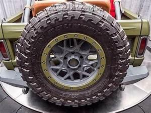 1969 Ford Bronco Bronco   Sema Build   Army Green For Sale