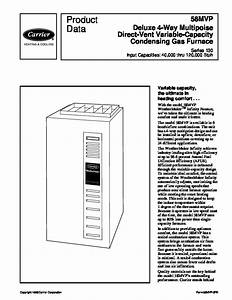 Carrier Furnace  Carrier Furnace User Manual