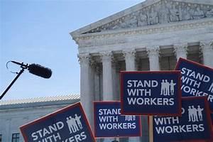 Supreme Court Rules In Janus Case