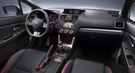 subaru tribeca interior news cars report