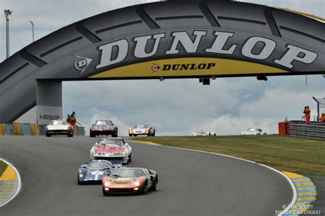 Le Mans Classic 2014 - 1966 to 1971 Photos, Results, Report