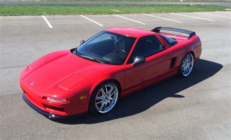 New Acura Nsx For Sale by Supercharged 1992 Acura Nsx For Sale On Bat Auctions