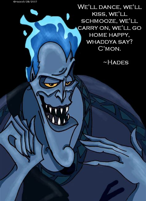 quot i am hades quot quote by hades on deviantart