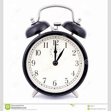 1 00 High Detail Traditional Alarm Clock Stock Image  Image Of Number, Clockwise 7829717