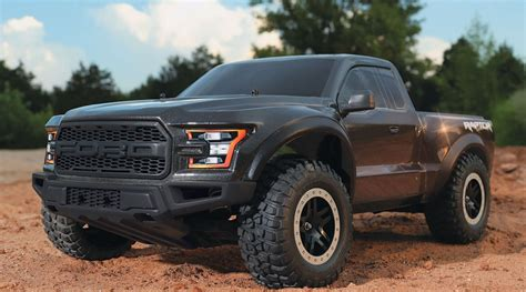 1/10 2017 Ford Raptor 2WD Brushed RTR, Magnetic | HorizonHobby