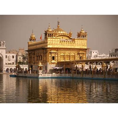 The Golden Temple Amritsar: Vatican of Sikhism