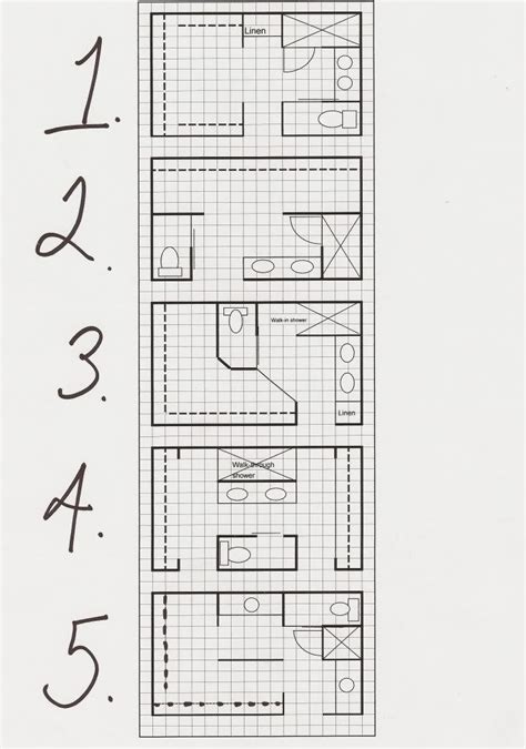Master Bedroom Bath Closet Layout by Master Bath Layout Options Thinking Outside The Box H