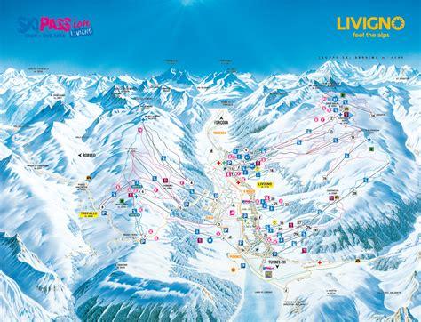 Ufficio Turistico Livigno - mappe livigno skipass livigno