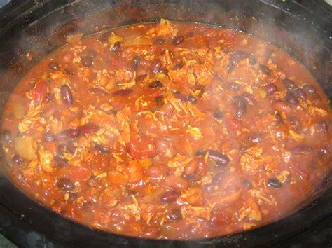 chicken chili recipe cooker slow cooker recipes chicken chili