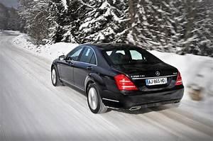 Mercedes Classe S 350 : mercedes benz s 350 cdi 4matic photos and comments ~ Gottalentnigeria.com Avis de Voitures