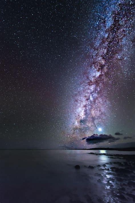 Venus The Milky Way Laperusse Bay Maui