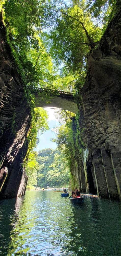 takachiho gorge miyazaki alo japan