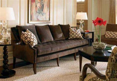 parede verde sofá marrom sala sof 225 marrom ideias melhores combina 231 245 es e 30 fotos