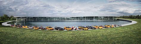 McLaren Technology Centre, Car, McLaren MP4 12C, McLaren M1B, McLaren F1, McLaren F1 GTR ...