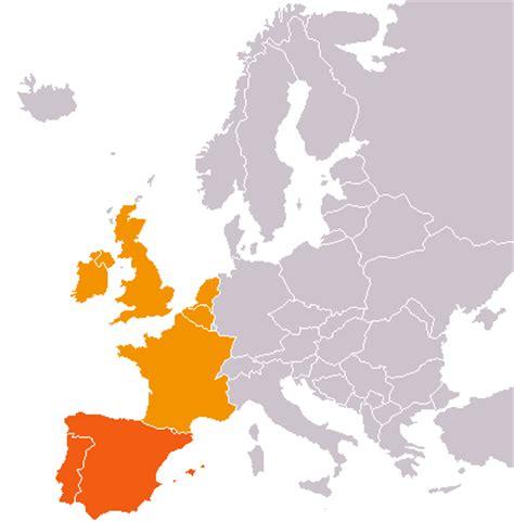 europe de louest wikiwand