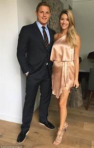 George Burgess' fiancée Joanna King announces they are ...