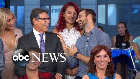 DWTS FULL Season 23 Cast Interview on GMA - YouTube