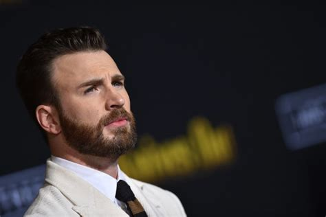 Chris Evans Comments After Accidentally Leaking NSFW ...