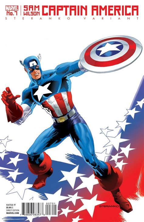 jim steranko celebrates captain americas  anniversary