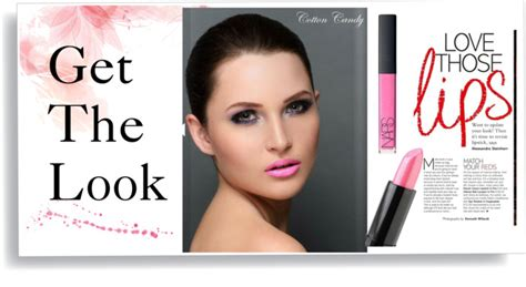 Get The Look  Cotton Candy  Regard Magazine