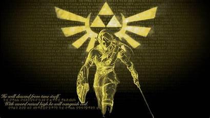 Zelda Cool Backgrounds Legend Triforce Iphone Wallpapers