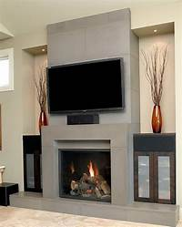 great contemporary fireplace mantel Peaceably Fireplace Ideas Fireplaces Stone Designs Tv Fireplace Ideas Ideas Interior Design ...