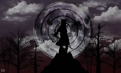 Sasuke Uchiha Rinnegan Wallpapers Eye Moon Naruto