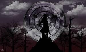 Sasuke Uchiha Rinnegan [Moon Eye] Wallpaper by ...