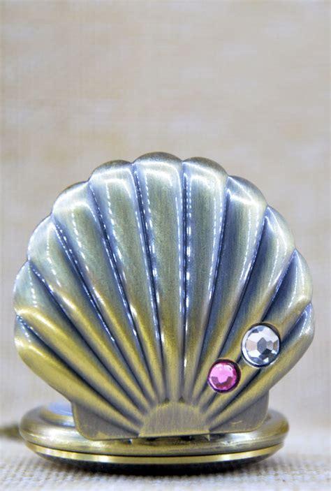 necklace mermaid treasure seashell pocket  necklace