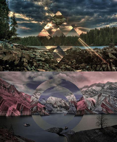 inspired  liam wylie photomontage experimental