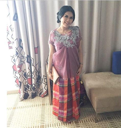 Baju Bodo Modern Modifikasi by Qanizah Bajubodo Modern Traditional Buginese