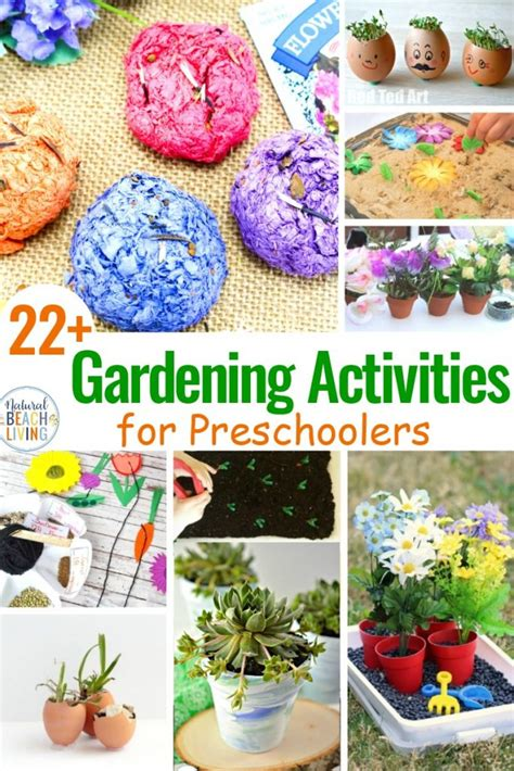 25 gardening activities for preschoolers 898 | Preschool Gardening Activities 683x1024