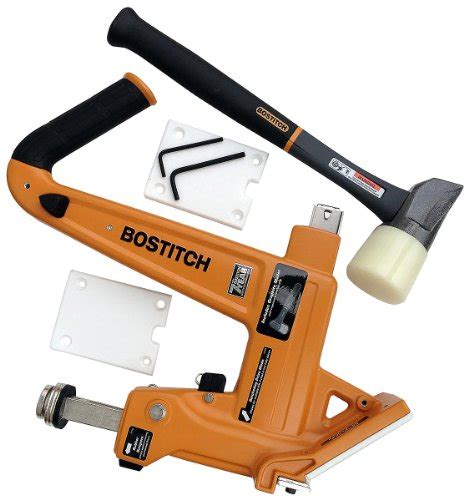 Bostitch Floor Nailer Miiifn by Bostitch Mfn 201 Manual Flooring Cleat Nailer Kit Floor