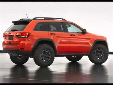 jeep hawk trail 2014 jeep grand cherokee trail hawk diesel v6 concept for