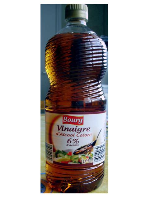 vinaigre d alcool cuisine vinaigre d 39 alcool coloré 6 d 39 acidité bourg 1 l