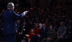 Air Force Chief of Staff Gen. Mark A. Welsh III makes his ...