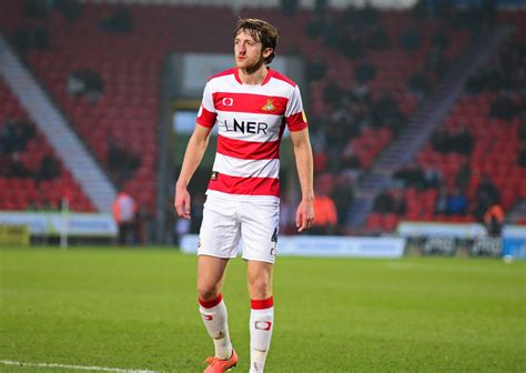 Doncaster Rovers v Bristol Rovers - Tom Anderson and Joe ...