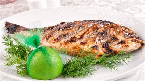 cuisiner dorade dorade marinée au citron recette facile de poisson