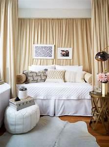 Lit Gain De Place Studio : id e d co chambre adulte nos astuces pour les petits ~ Premium-room.com Idées de Décoration