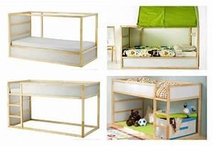 Ikea Kura Bett Umgestalten : ikea kura kids toddler bunk bed in croydon london gumtree ~ Watch28wear.com Haus und Dekorationen