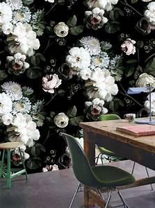 Tapete Blumen Modern : fototapete die spezielle art wandtapete tapeten wandtapete fototapete blumen und fototapete ~ Eleganceandgraceweddings.com Haus und Dekorationen