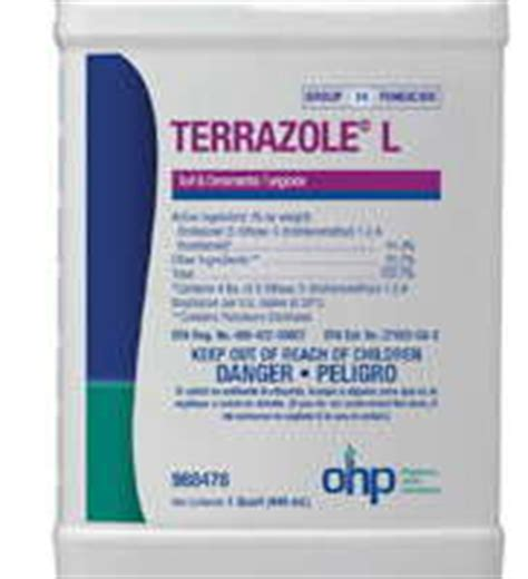 Powerpad L Active Ingredient by Terrazole L Formulation Launch Greenhouse Grower